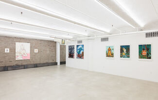You Are Who You Think I Think You Are, installation view