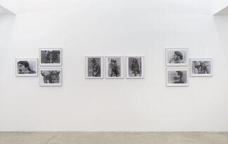 Hal Fischer: Gay Semiotics, installation view