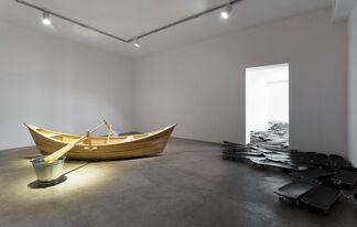 Zhou Wendou - BU QIAN, installation view
