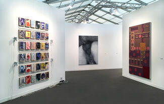P.P.O.W at Frieze London 2017, installation view