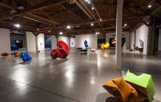 JEREMY THOMAS: Bursting at the Seams, installation view