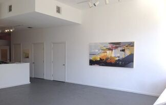 Subsurface Continuum, installation view