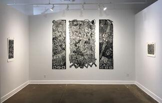 Tom Huck: Recent Works, installation view