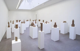 We owe this considerable land to the horizon line, installation view