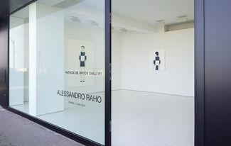 Alessandro Raho, installation view