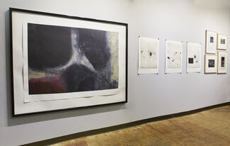 Six Artists Etching, installation view