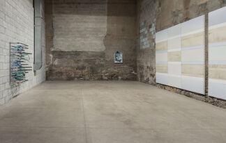 SOFT SHRINKING TREMOR, installation view