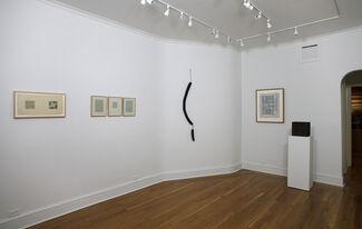Eva Hesse and Sol LeWitt, installation view