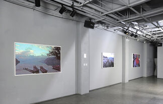 Items & Intuition 直观 · 物语, installation view