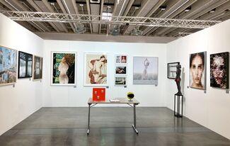 Faur Zsofi Gallery at Art Innsbruck 2019, installation view