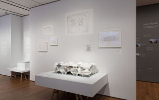 A Japanese Constellation: Toyo Ito, SANAA, and Beyond, installation view