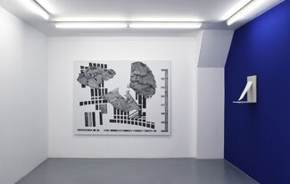 Amelie Bouvier - The Sun Conspiracy, installation view