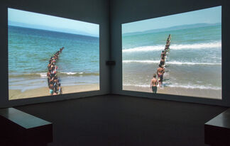 Francis Alÿs. A Story of Negotiation, installation view