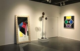 The Universal Language o Abstraction, installation view