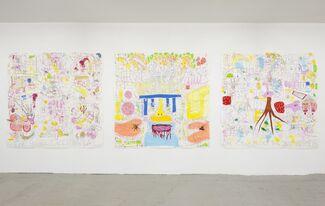 Nick Waplington, installation view
