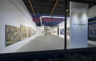 Gina Ruggeri, installation view