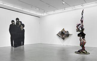 Sanford Biggers: Selah, installation view