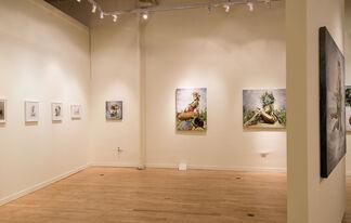 Brian Kirhagis | Earth, installation view