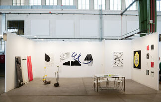 KALI GALLERY at POSITIONS Berlin 2021, installation view