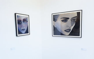 Muse: Gill Button & Sikelela Owen, installation view