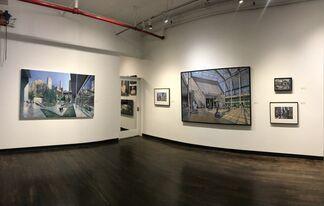 Robert Neffson: Museum Insider, installation view