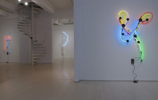 Keith Sonnier: Ebo River and Early Works, installation view
