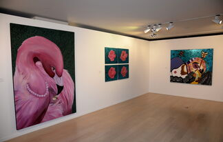 "NEŞE ÇOĞAL & AYŞE ÖZEN / BLASTOCYST ""LIKE REBORN"" & ILLUSION, installation view"