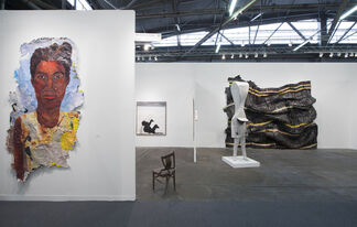 Jack Shainman Gallery at The Armory Show 2015, installation view