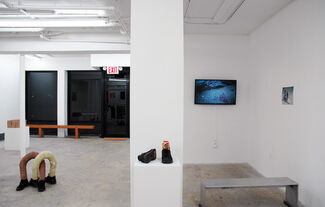 Open Space, Opening Spaces, installation view
