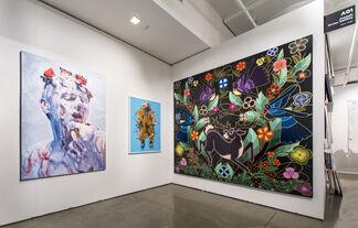 Joseph Gross Gallery at Art on Paper New York 2016, installation view