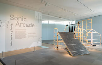 Sonic Arcade: Shaping Space with Sound, installation view