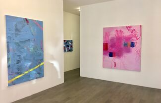 Jack Featherly, installation view