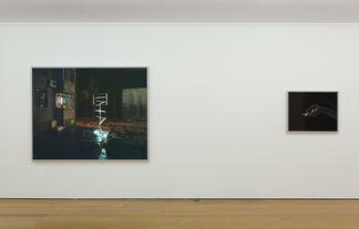 Chen Wei: Falling Light, installation view