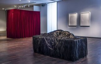 Simon Schubert - Dämmerfluchten, installation view