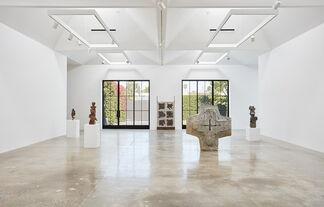 Sculpture 1958-1964, installation view