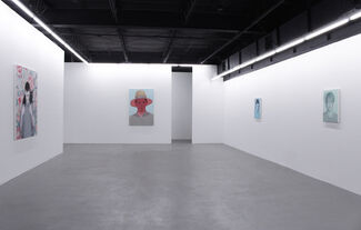 Smell The Magic, installation view
