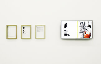 Sabot at Artissima 2014, installation view