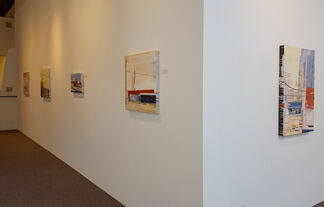 Patti Bowman: Spatial Orchestration, installation view