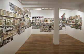 Judy Pfaff: Second Nature, installation view