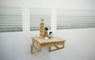Korea Landscape, installation view