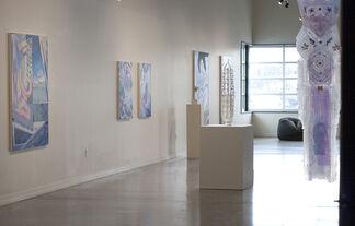 Sentinels, installation view