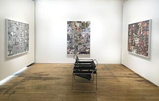 Katrin Korfmann | Back Stages, installation view
