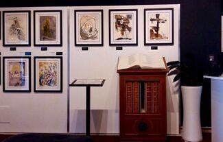 Biblia Sacra: Dali and his Bible, installation view