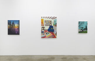 From a Place in the Light, installation view