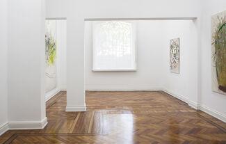 Gaspar Martínez   First Solo   Jardín del Espolio, installation view
