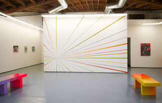 LA Intersections: Group Exhibition, installation view