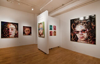 Collage with Jeff Huntington, installation view