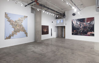 A Soldier of Stars, installation view