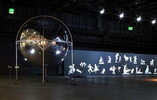 Trevor Paglen, Art Basel / Unlimited, installation view