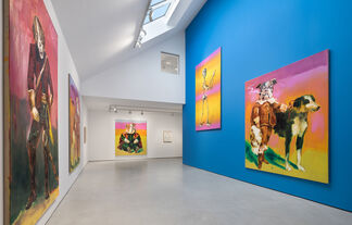 Gregory Forstner: It's a lot, it's a lot like Life, installation view